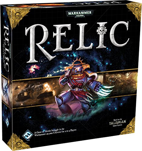 Relic (Warhammer Board Game compare prices)