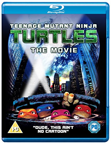 Teenage Mutant Ninja Turtles [Blu-ray] [Import anglais]