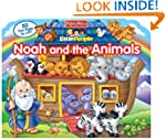 Fisher Price Little People Noah and t...