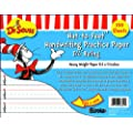 Eureka Cat in the Hat Writing Practice Paper, 100 Sheets (805102)