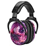 ZOHAN 030 [Upgraded] Nebula Ear Protection for Toddlers to Teens, Ultra Comfortable Noise Reduction Earmuffs (Color: Nebula)