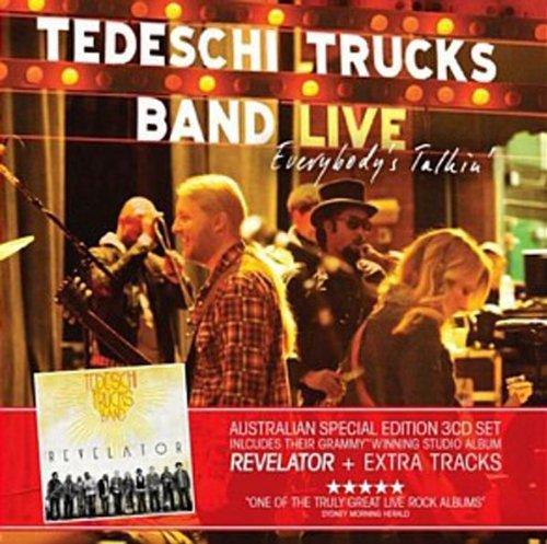 Everybody's Talkin / Revelator (Tedeschi Trucks Band Revelator compare prices)