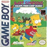 Bart Simpsons: Escape from Camp Deadly (Game Boy)