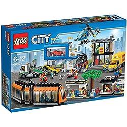 LEGO - Plaza de la ciudad, multicolor (60097)