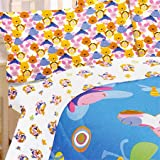 Winnie the Pooh Bed Sheets Set - Full Size Bedding