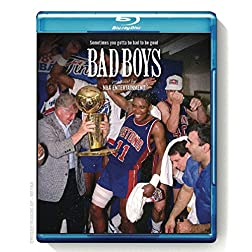 Espn Films 30 for 30 Bad Boys [Blu-ray]