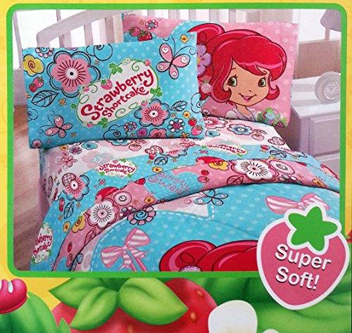 "Strawberry Shortcake ""Simply Sweet"" Sheet Set, Twin front-399234"