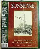 Sunstone (Volume 19 Number 4, December 1996, Issue 104)