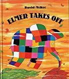 Elmer Takes Off (0060752416) by McKee, David
