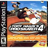 Tony Hawk's Pro Skater 4 - PlayStation
