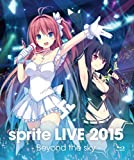 sprite LIVE 2015 - Beyond the sky - Blu-ray