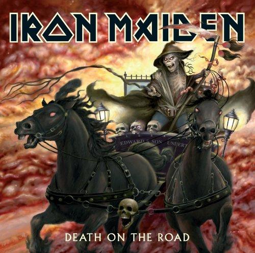 Iron Maiden - Death On The Road - Lyrics2You