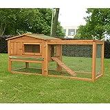 Pawhut-62-Outdoor-Guinea-Pig-Pet-HouseRabbit-Hutch-Habitat-with-Run