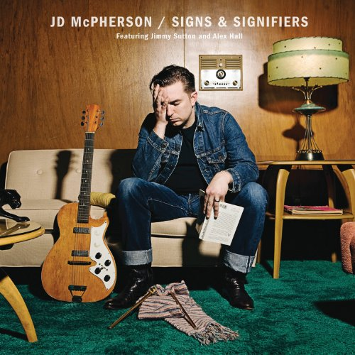 Album Art for Signs & Signifiers by JD MCPHERSON