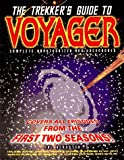 img - for The Trekker's Guide to Voyager: Complete, Unauthorized, and Uncensored book / textbook / text book