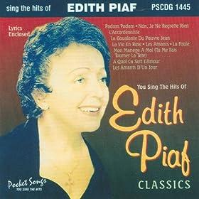 The Hits of Edith Piaf Classics