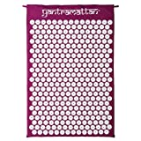 Yantra Mat The New Acupressure Mat - Purpleby Yantra Mat