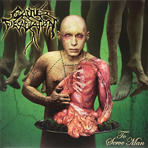 To Serve Man - Green/Flesh
