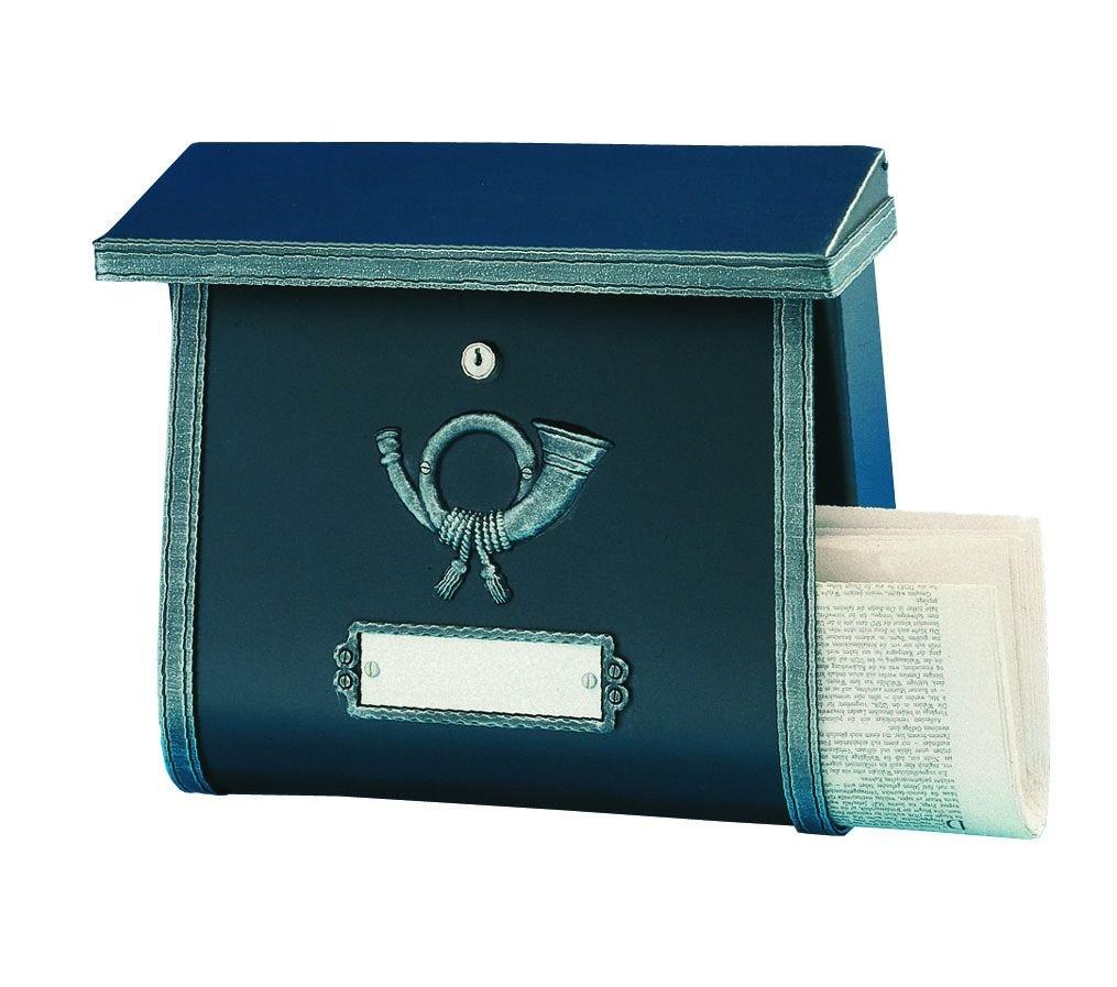 Heibi Briefkasten MULTI, in schwarz/antik  BaumarktKritiken und weitere Informationen