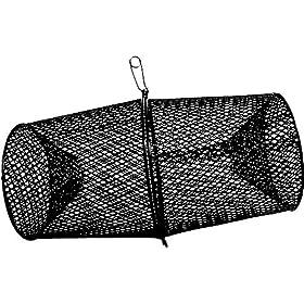 Frabill Deluxe Black Minnow Trap