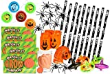 40 Piece Mega Halloween goody bags; Spectacular Halloween toy assortment, Halloween Party Favors Goody Bag Filler. Greatest and best Halloween toys for kids, a must for Halloween.