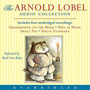 Arnold Lobel Audio Collection Audiobook