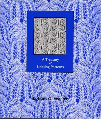 A Treasury of Knitting Patterns
