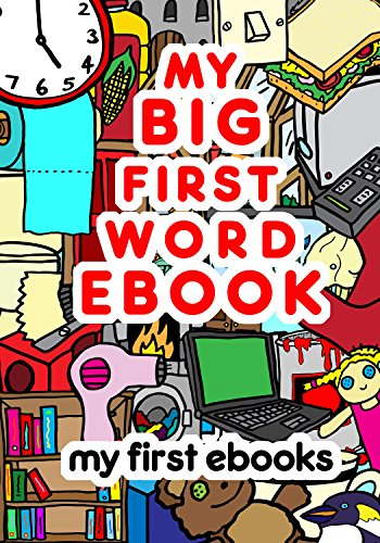 Brandon Justice - My Big First Word Ebook (English Edition)