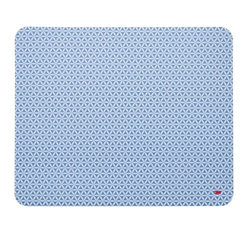 3M Precise Mouse Pad with Repositionable Adhesive Backing, Battery Saving Design, 8.5 in x 7 in (MP200PS)