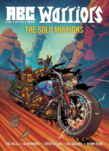 Abc Warriors Solo Missions (ABC Warriors 3)