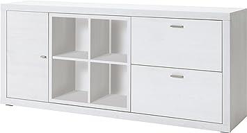 CS Schmalmöbel 89.156.156/21 TV-Möbel / Sideboard, Holz, sibiu lärche, 171 x 43 x 77 cm