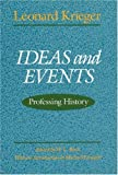 img - for Ideas and Events: Professing History book / textbook / text book