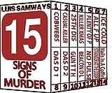 15 Signs Of Murder (Fifteen thrillers)