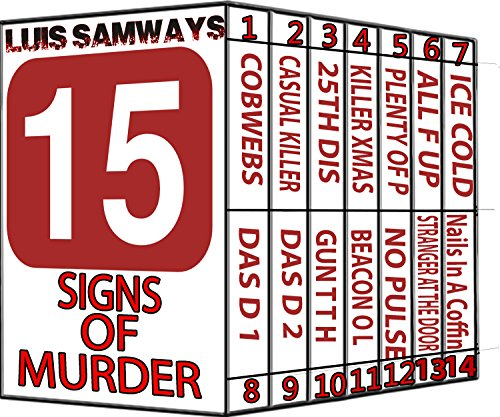 15 Signs Of Murder (Fifteen thrillers) PDF