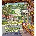 Sentenced to Death: A Booktown Mystery (       UNABRIDGED) by Lorna Barrett Narrated by Cassandra Campbell