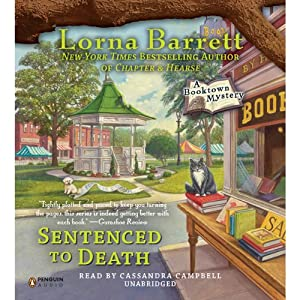 Sentenced to Death: A Booktown Mystery | [Lorna Barrett]