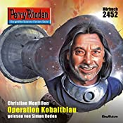 Operation Kobaltblau (Perry Rhodan 2452) | Christian Montillon