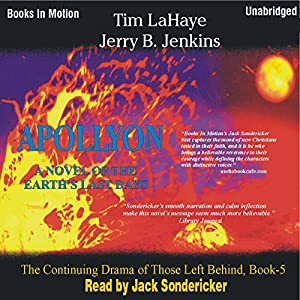 Apollyon: Left Behind Series, Book 5 | [Tim LaHaye, Jerry Jenkins]
