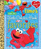 Elmos Little Golden Book Favorites (Sesame Street)