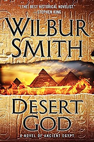 Desert God  (Ancient Egyptian Series #5)  - Wilbur Smith