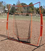 Bow Net BOW-BM Baseball/Softball Big Mouth Portable Net