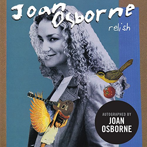 Joan Osborne - Relish 20th Anniversary [amazon Exclusive Signed Cd] - Zortam Music