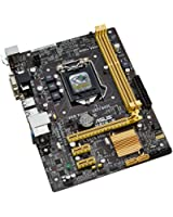 Asus H81M-E A Carte mère Intel Micro ATX Socket 1150