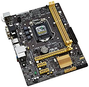 Asus H81M E Motherboard Socket 1150 Intel H81 DDR3 S