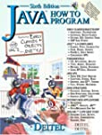 Java, w. CD-ROM (How to Program (Deit...