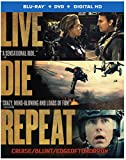 Live Die Repeat: Edge of Tomorrow (Blu-ray + DVD + Digital HD UltraViolet Combo Pack)