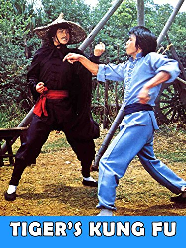 Tiger's Kung Fu on Amazon Prime Instant Video UK