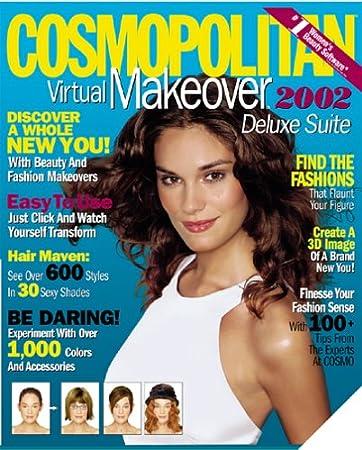 Cosmopolitan Virtual Makeover Deluxe 3.5