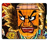 Luxlady Gaming Mousepad IMAGE ID: 33782847 Nebuta the traditional Japanese festival