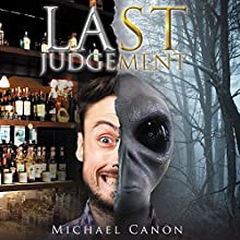 The Last Judgement Audiobook by Michael Canon Narrated by Taylor Meskimen, Marcus Coloma